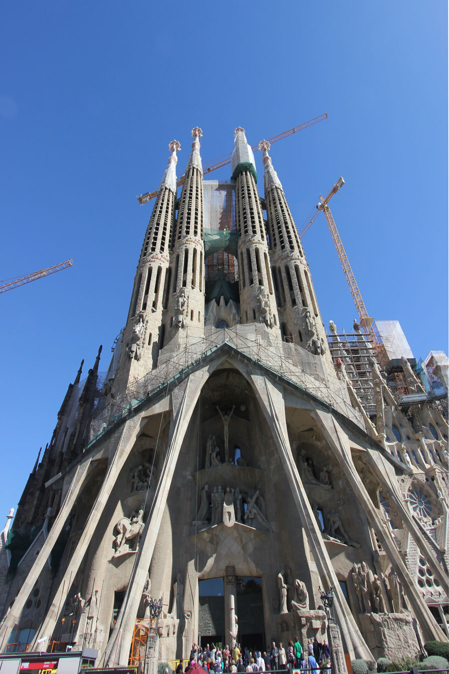 analysis of the sagrada familia barcelona